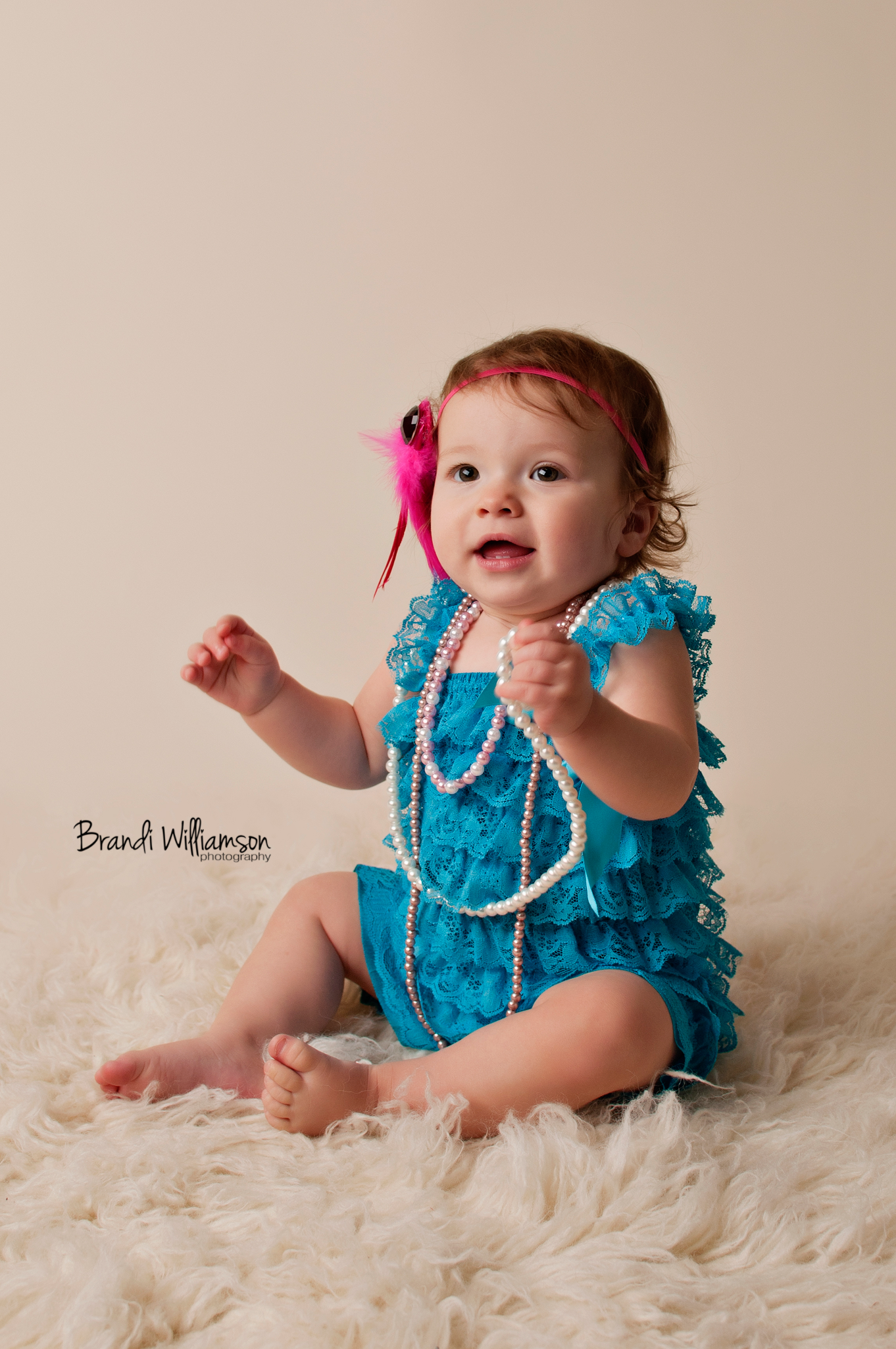 © Brandi Williamson Photography   1st birthday
