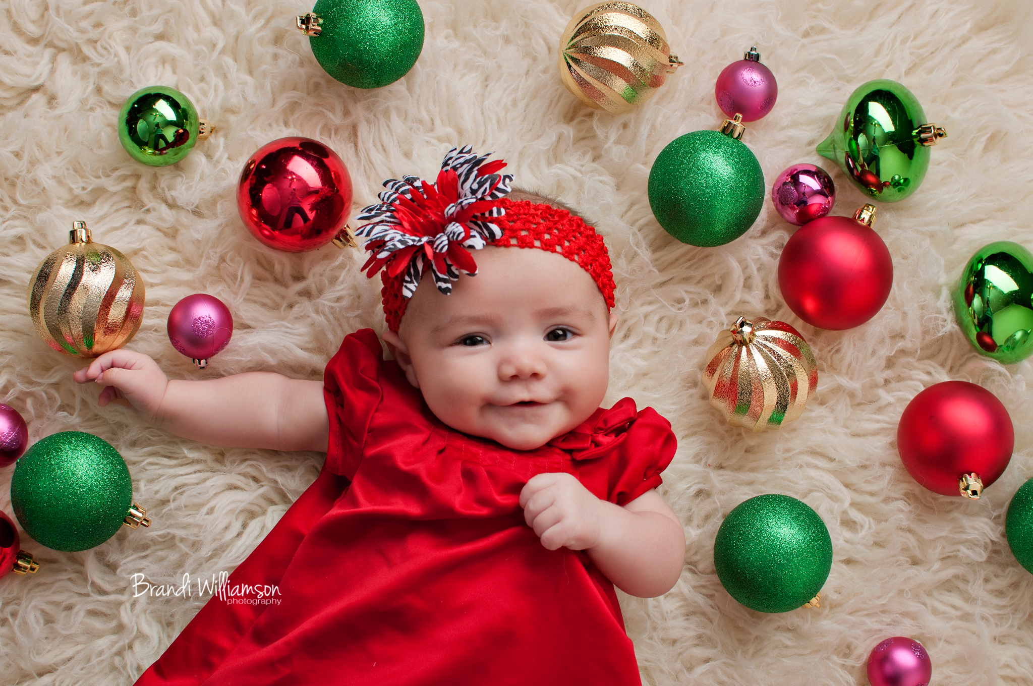 © Brandi Williamson Photography | 3 month old
