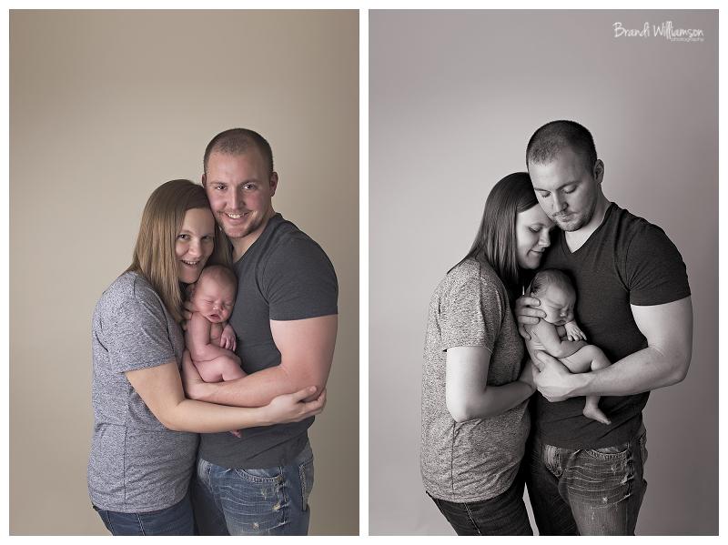 © Brandi Williamson Photography | newborn girl + family