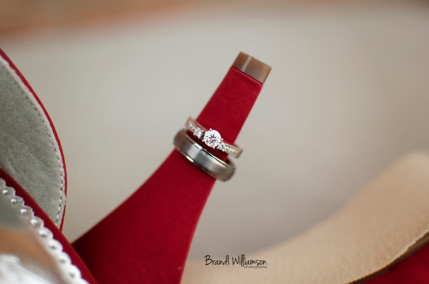 © Brandi Williamson Photography | wedding rings