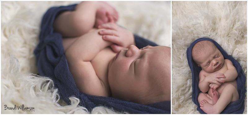 © Brandi Williamson Photography | Dover OH | newborn boy