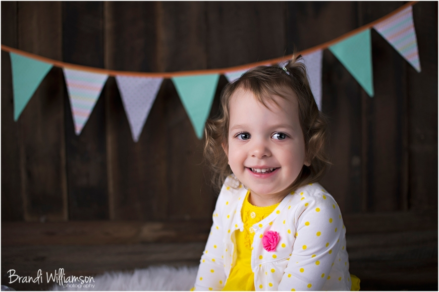 © Brandi Williamson Photography | 3 years old