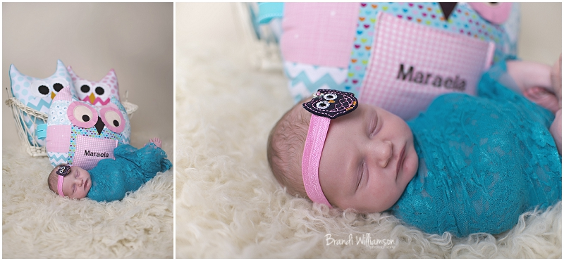 © Brandi Williamson Photography | newborn girl