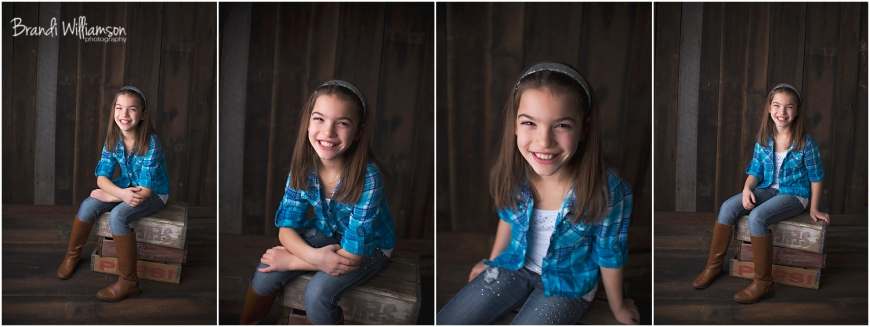 © Brandi Williamson Photography | pre-teen