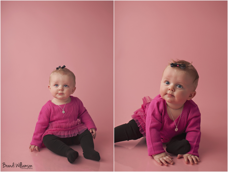Dover New Philadelphia OH baby twin photographer   © Brandi Williamson Photography   6 month twins