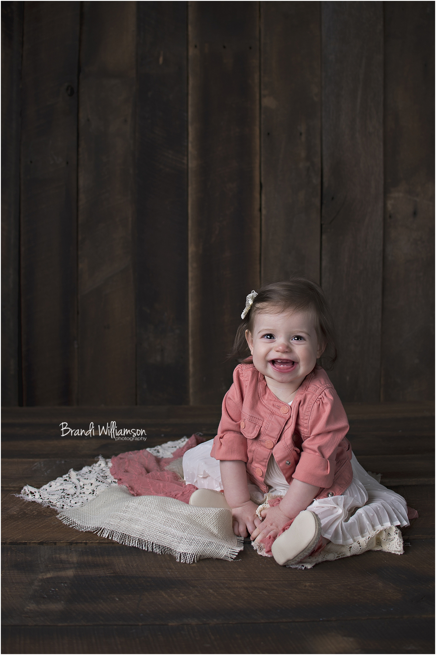 © Brand Williamson Photography | 1 year old