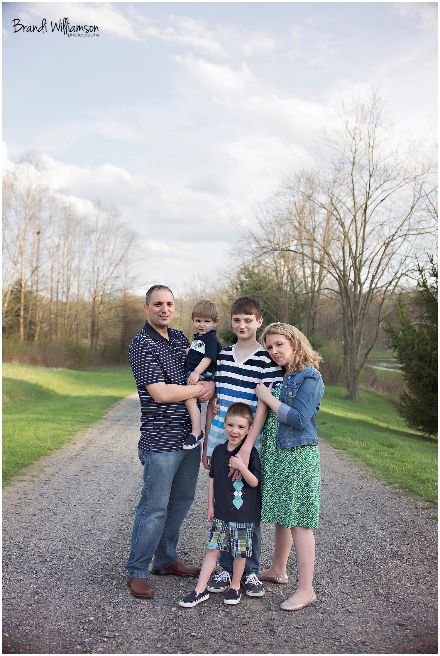 © Brandi Williamson Photography | family | NE Ohio photographer