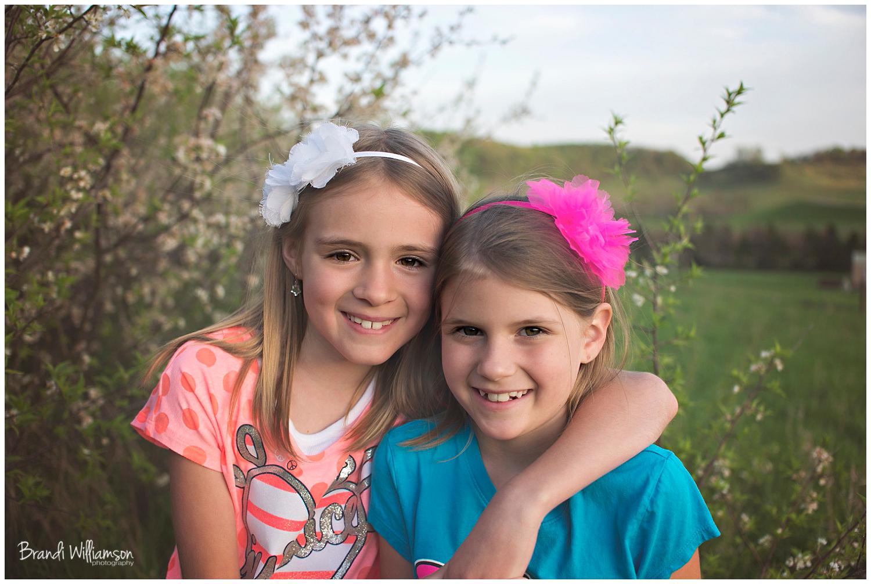 © Brandi Williamson Photography | siblings | spring