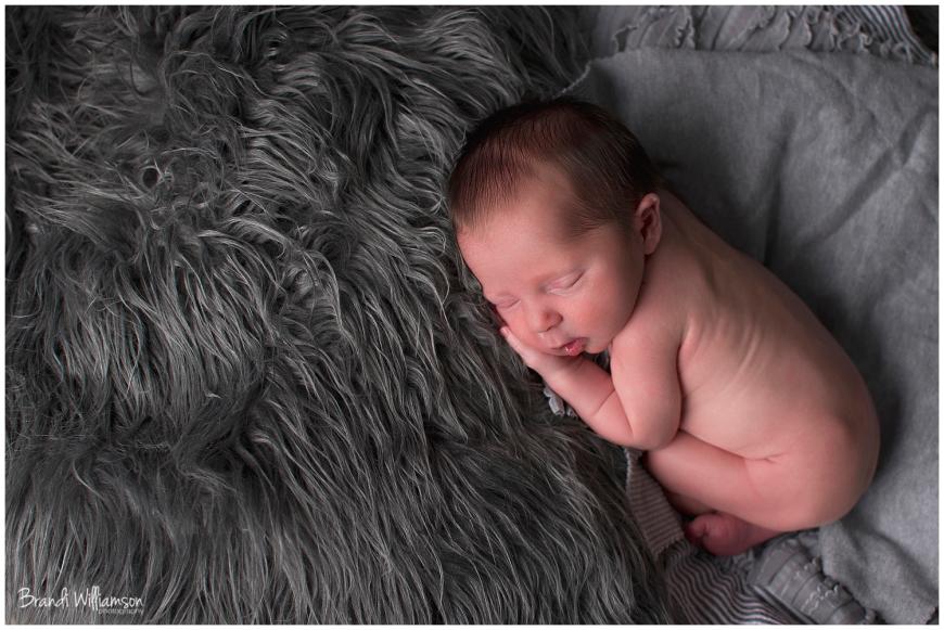© Brandi Williamson Photography | newborn boy
