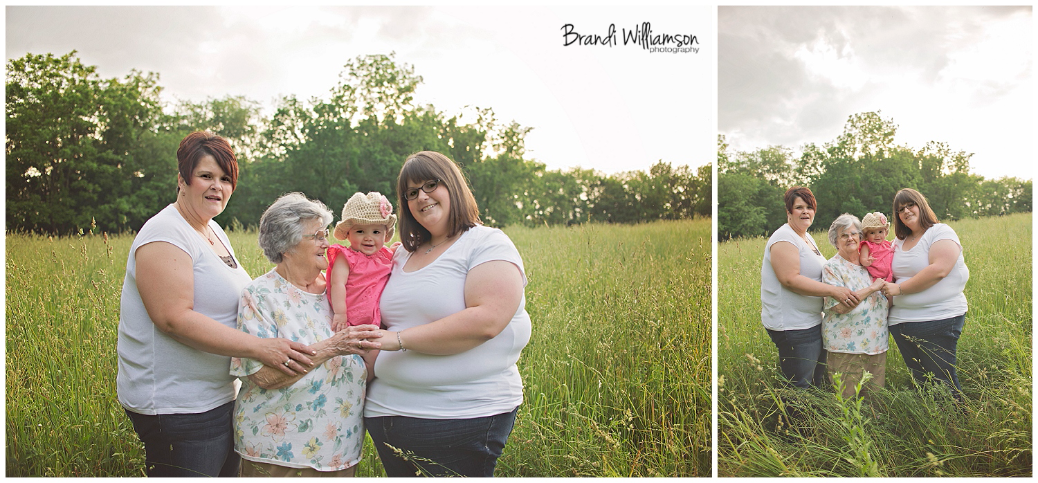Dover, New Philadelphia OH baby & family photographer | lucy's 9 months!