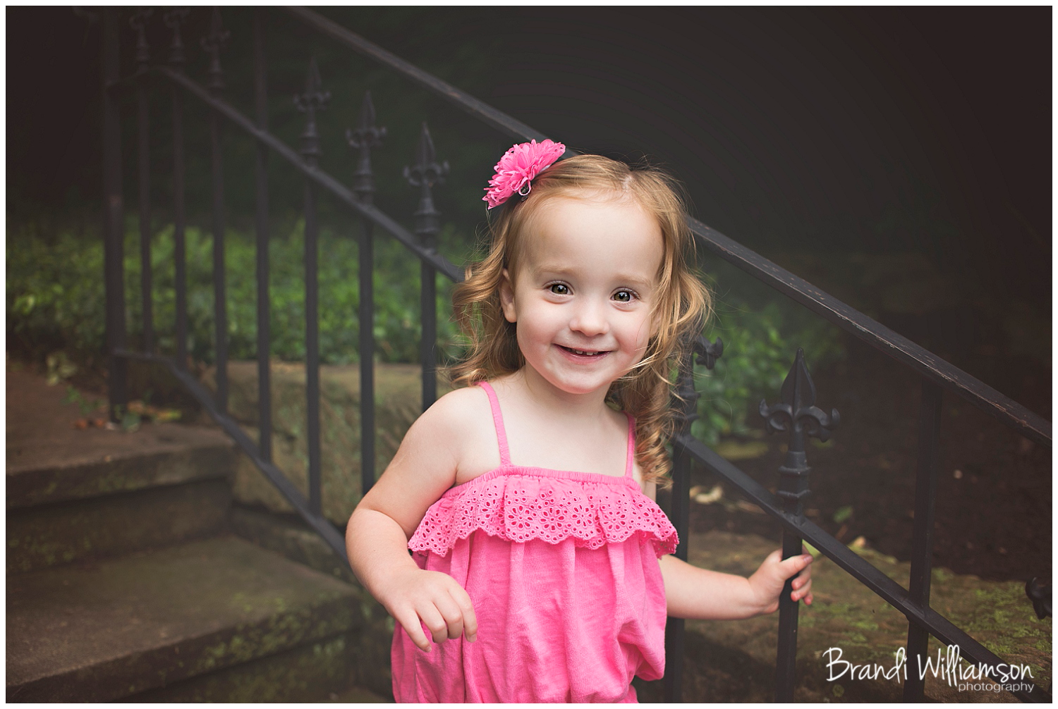 Dover, New Philadelphia OH toddler photographer | addy is 2!!