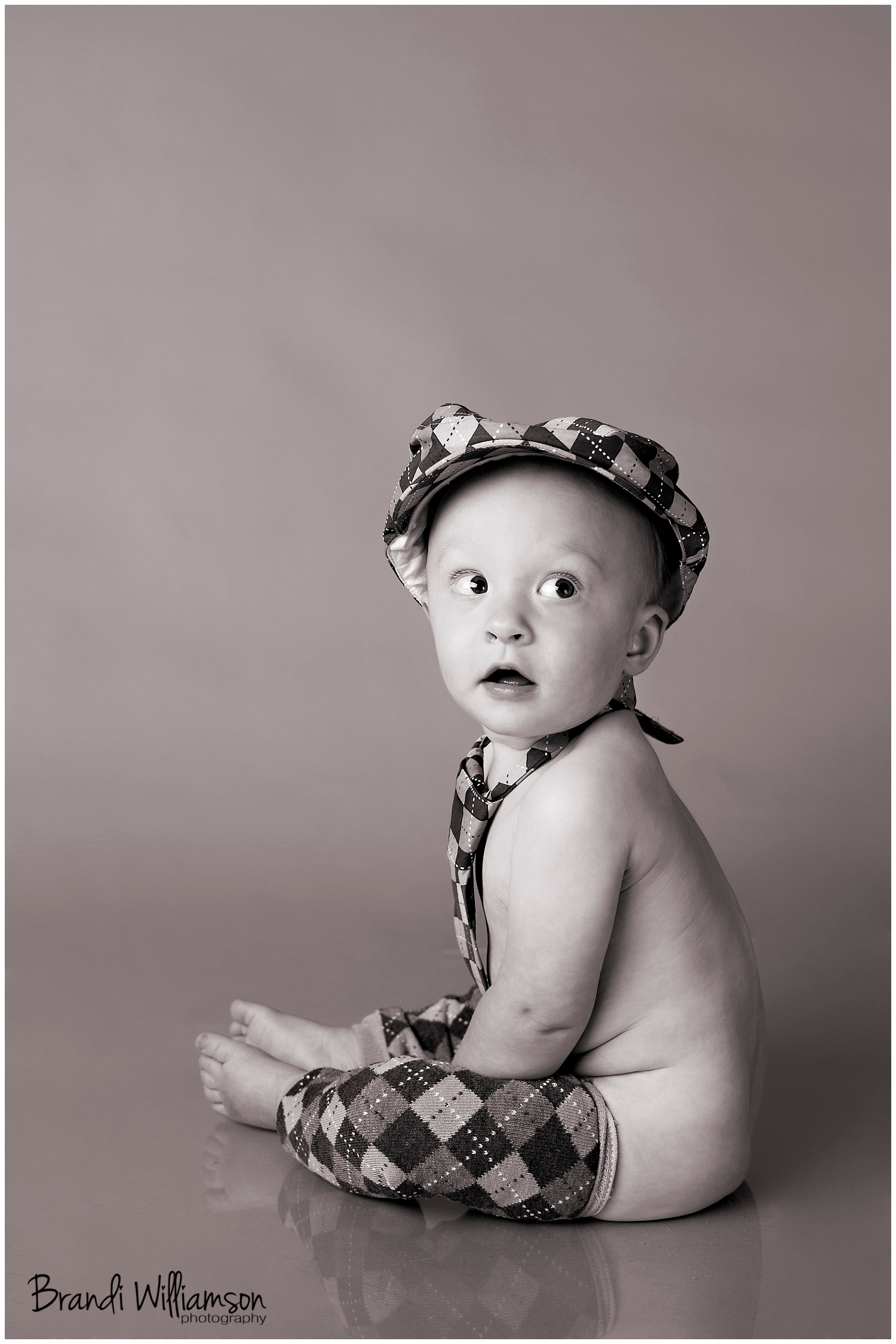 © Brandi Williamson Photography | NE Ohio baby + toddler photographer | 1 year old boy