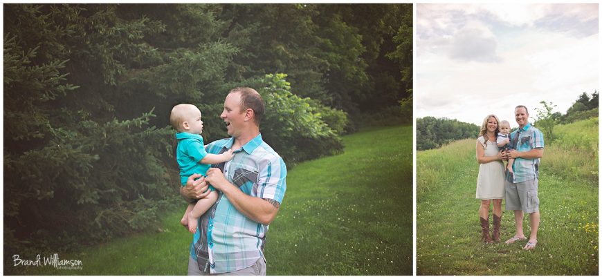 © Brandi Williamson Photography | Dover, New Philadelphia OH 1st birthday photographer