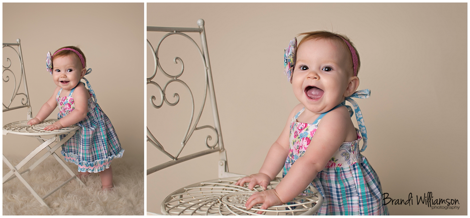 Dover, New Philadelphia OH baby photographer | callie 9 months