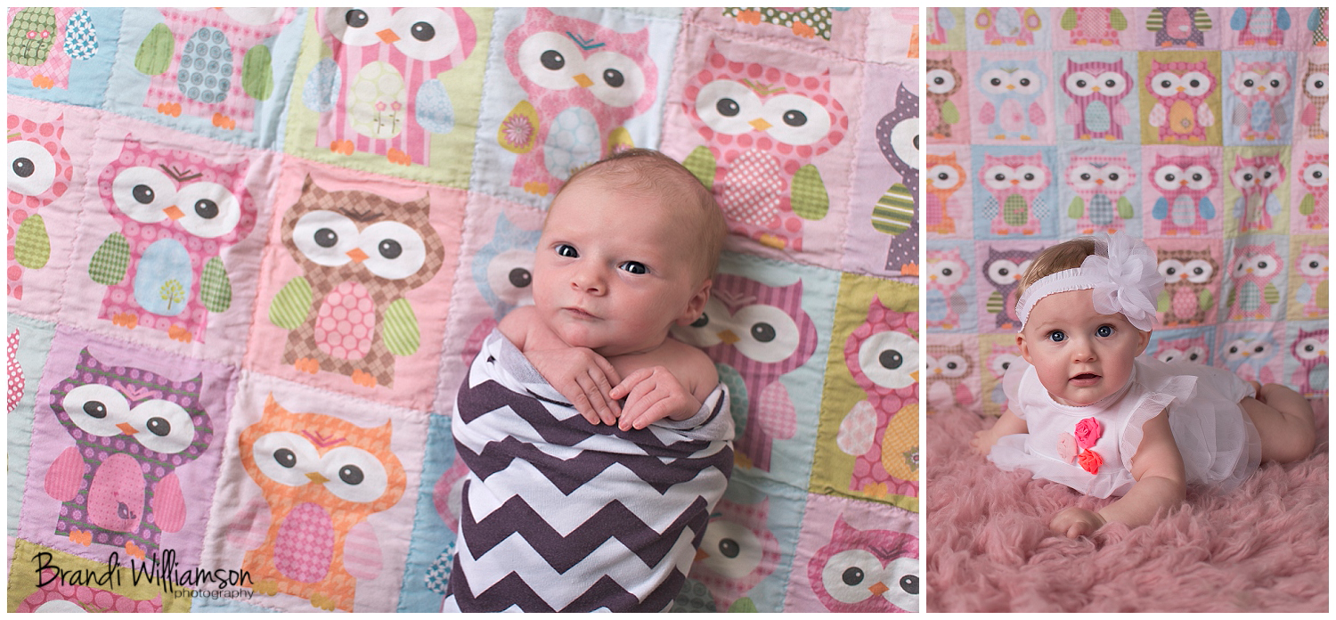 Dover, New Philadelphia OH baby photographer | maraela's 6 month session