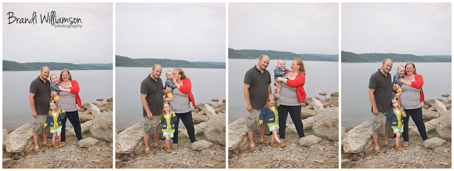 Dover, New Philadelphia OH family photographer | the vanfossen family
