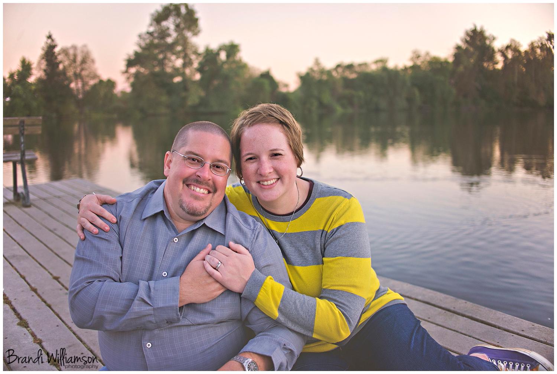 Coshocton Ohio Photographer | ROSCOE VILLAGE SESSION + A PUPPY © Brandi Williamson Photography | Dover, New Philadelphia OH couple + engagement photographer | www.brandiwilliamsonphotography.com