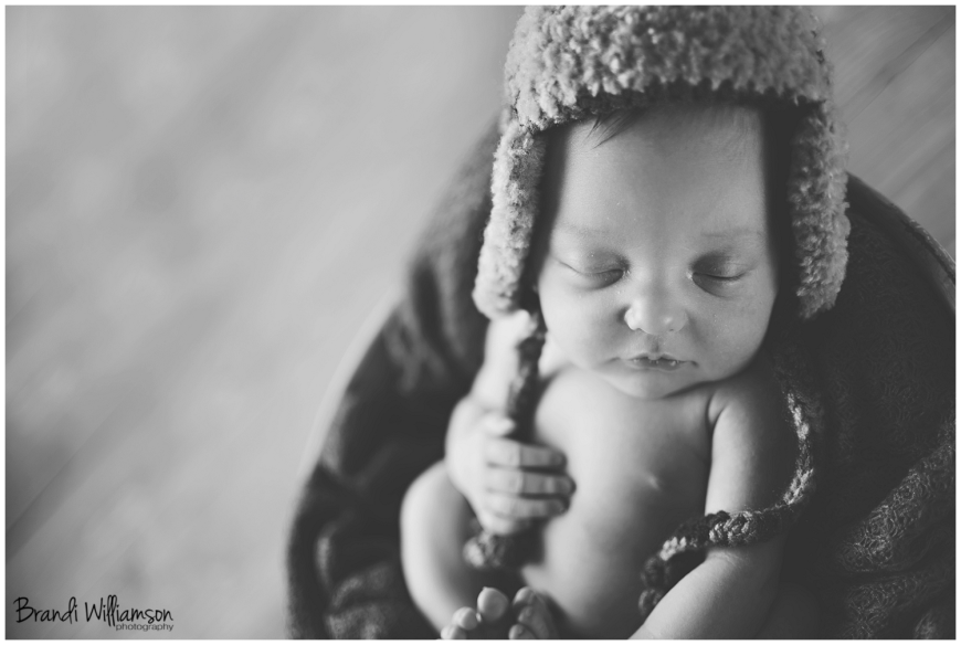 © Brandi Williamson Photography | Dover, New Philadelphia OH newborn photographer