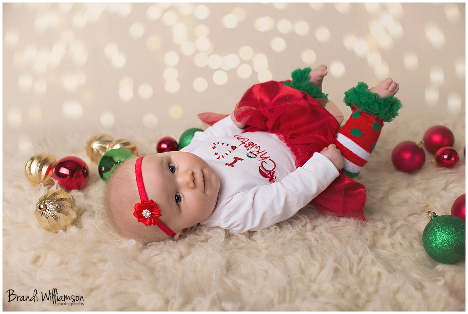 new philadelphia ohio newborn photographer brandi williamson photography 6 month old - What To Get A 6 Month Old For Christmas