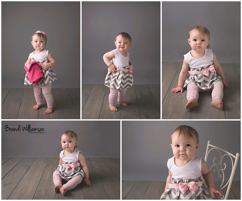 Dover, New Philadelphia Ohio baby + child + smash cake photographer | 1 year old | © Brandi Williamson Photography