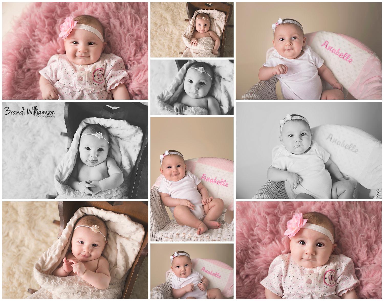 Dover, New Philadelphia Ohio baby photographer   2 month old   © Brandi Williamson Photography