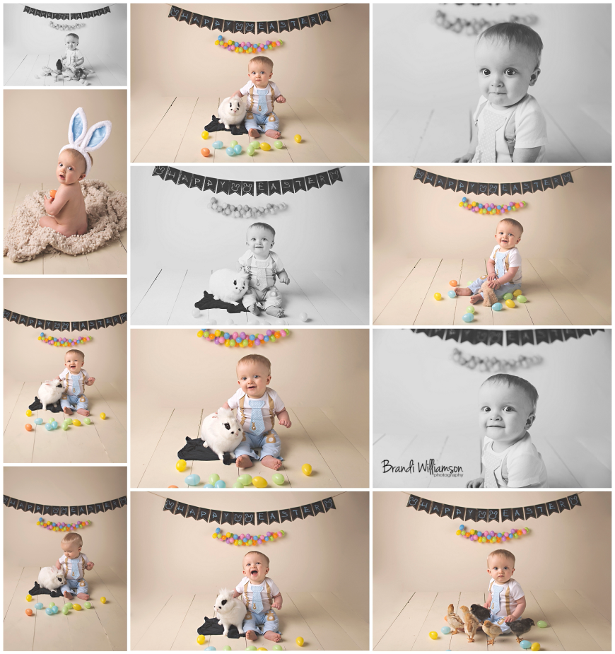 Dover, New Philadelphia Ohio baby, child + Easter photographer | Easter Mini Session | © Brandi Williamson Photography