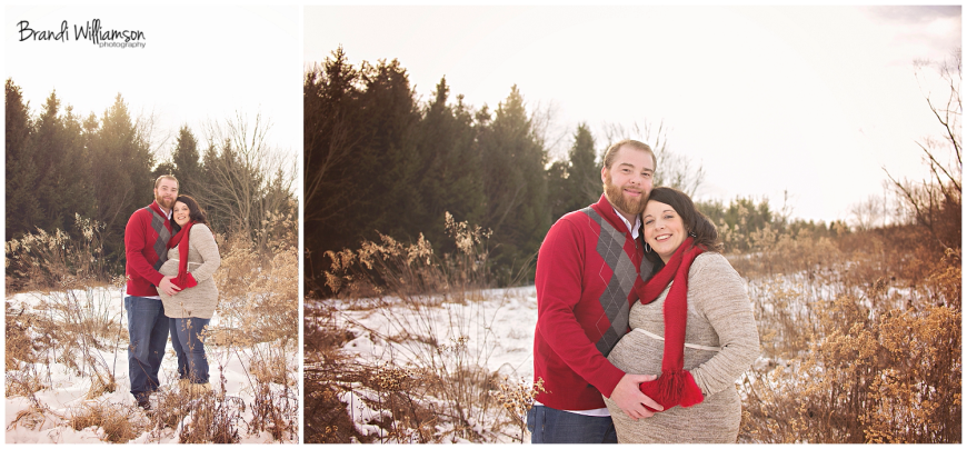 Dover, New Philadelphia OH maternity photographer | © Brandi Williamson Photography