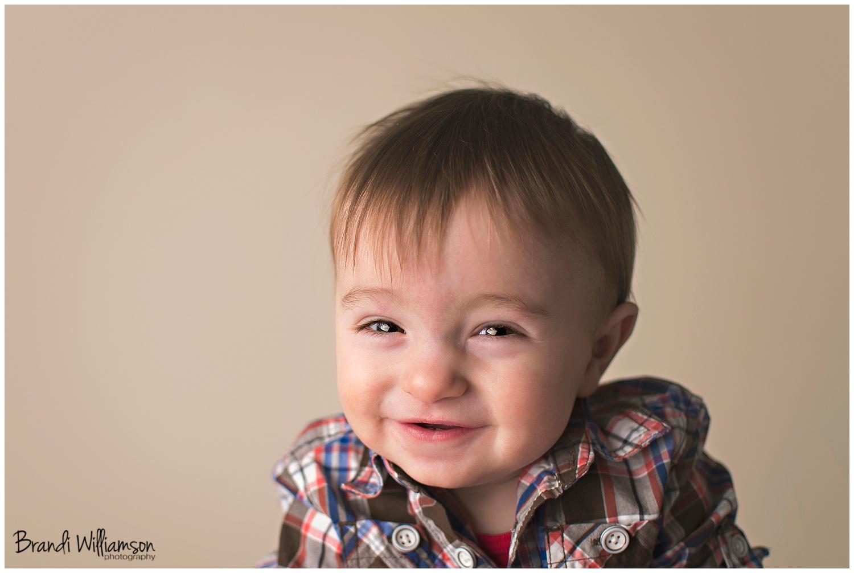 Dover, New Philadelphia Ohio baby photographer | © Brandi Williamson Photography