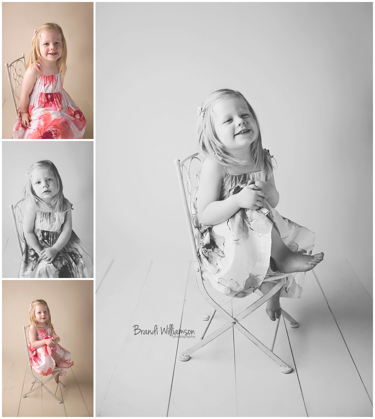 Dover, New Philadelphia Ohio child photographer | 3 year old | © Brandi Williamson Photography