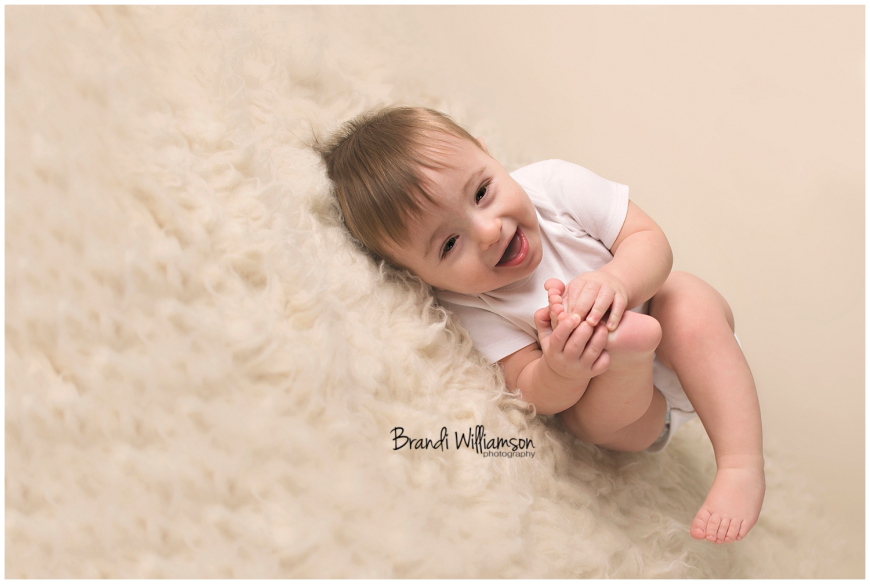 Dover, New Philadelphia Ohio baby photographer | © Brandi Williamson Photography