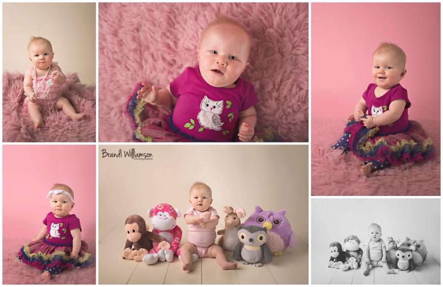 Dover, New Philadelphia Ohio baby photographer | 9 month old | © Brandi Williamson Photography
