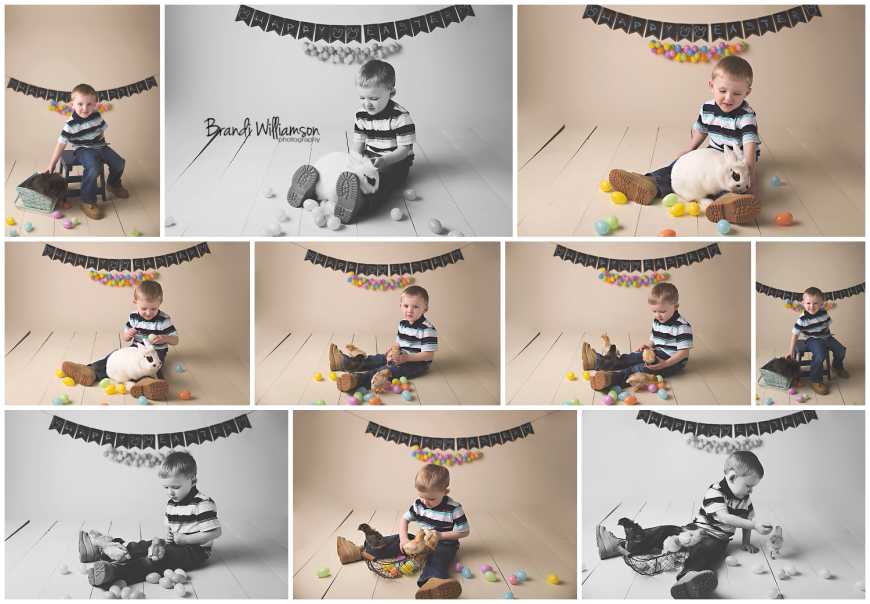 Dover, New Philadelphia Ohio baby, child + Easter photographer   Easter Mini Session   © Brandi Williamson Photography