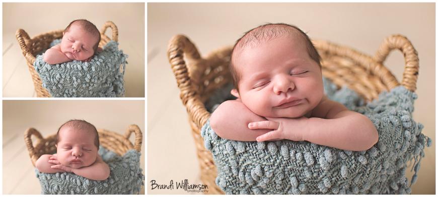 Dover, New Philadelphia Ohio newborn photographer | © Brandi Williamson Photography