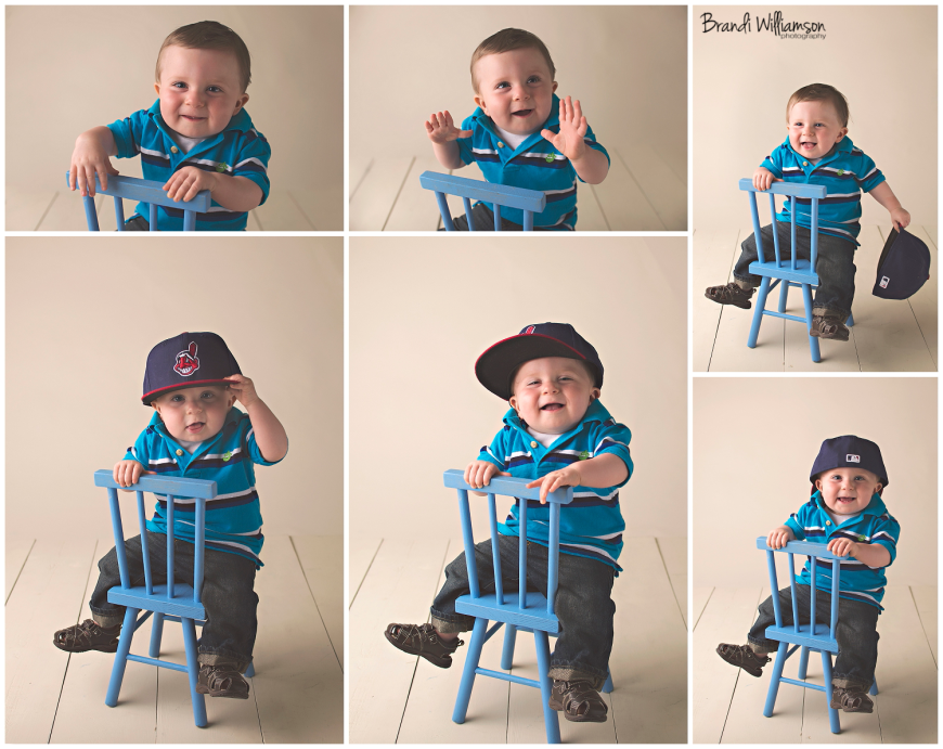 Dover, New Philadelphia Ohio Photographer | 1st birthday | © Brandi Williamson Photography