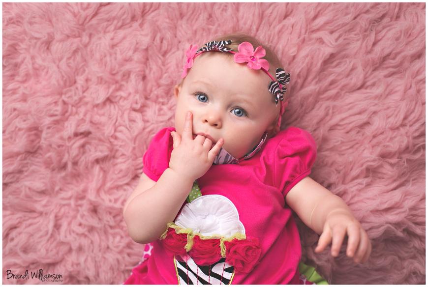 Dover, New Philadelphia Ohio 1st birthday child photographer   © Brandi Williamson Photography