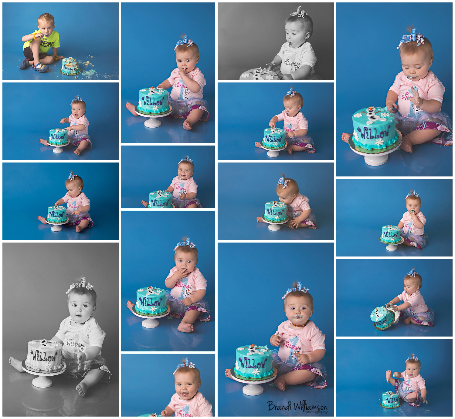 Dover, New Philadelphia Ohio smash cake first birthday photographer ...