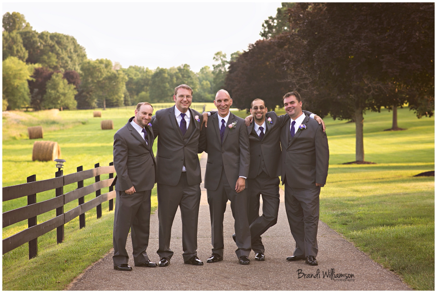 Northeast Ohio Wedding | Brookside Farms | Louisville OH Wedding Photographer | Dewald Chapel of Mount Union University | Brandi Williamson Photography