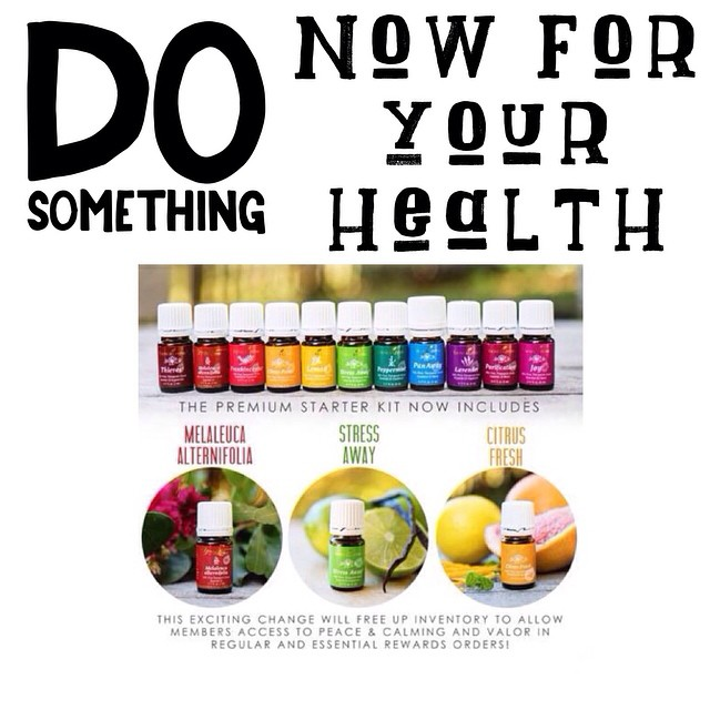 Young Living Essential Oils Sign Up Information
