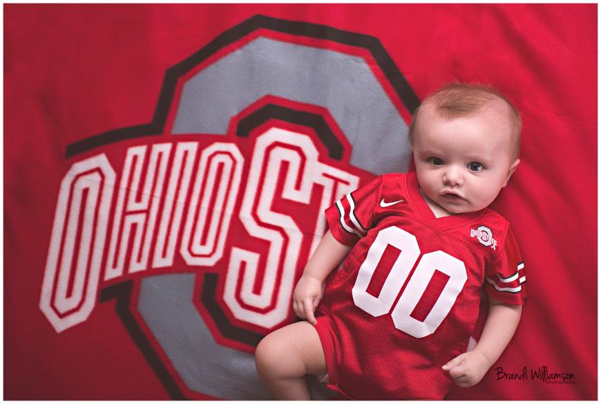 Dover, New Philadelphia, Tuscarawas County Ohio baby photographer | © Brandi Williamson Photography 2014