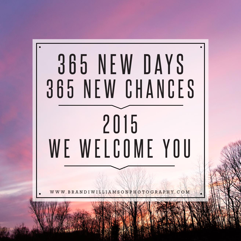 NE Ohio Photographer |© Brandi Williamson Photography | www.brandiwilliamsonphotography.com | HAPPY NEW YEAR 2015