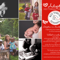 Tuscarawas & Stark County OH Red Thread Adoption Photographer | NE Ohio