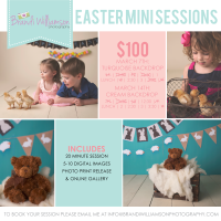 Dover New Philadelphia OH children's photographer | Easter Mini Sessions