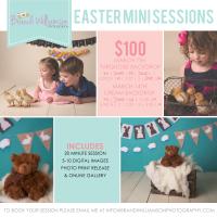 Dover New Philadelphia OH children's photographer | Easter Mini Sessions