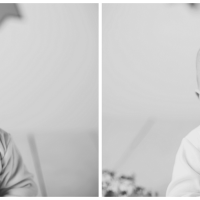 Massillon OH baby's first birthday smash cake photographer | josh vs the sprinkle cake